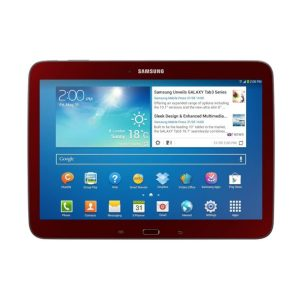 Samsung Galaxy Tab 3 Red