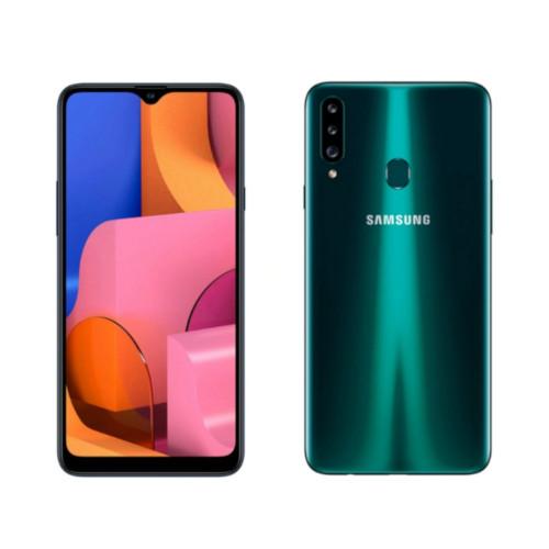 Samsung Galaxy A20s Green