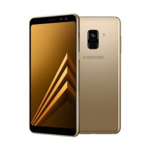 Samsung Galaxy A8 (2018) Gold